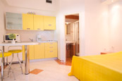Studio-apartments in Rovinj