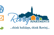 Rovinj Apartments business card