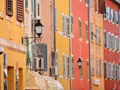 Sights in the Old Town of Rovinj