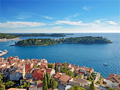 Rovinj islands and coastal area