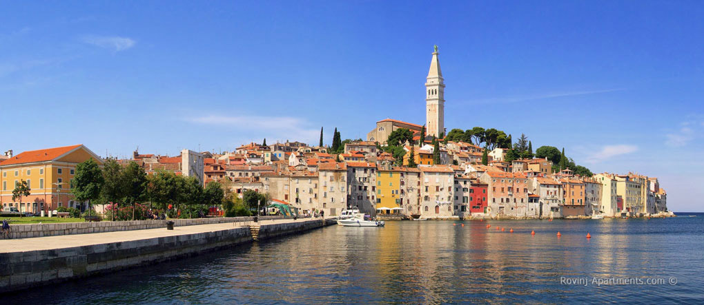 Accommodation in Rovinj - private apartments, rooms, holiday ...