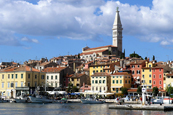 Rovinj today - City guide